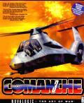 Comanche 3 DOS Front Cover
