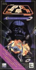 Star Wars: TIE Fighter (Collector's CD-ROM) DOS Front Cover
