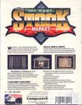 Stock Market: The Game DOS Back Cover
