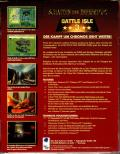 Battle Isle 2220: Shadow of the Emperor Windows Back Cover