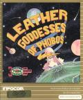 Leather Goddesses of Phobos DOS Front Cover