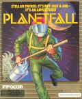 Planetfall DOS Front Cover