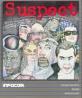 Suspect DOS Front Cover