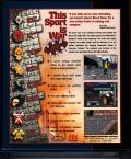 Blood Bowl DOS Back Cover