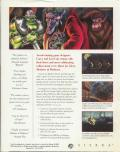 Quest for Glory: Shadows of Darkness DOS Back Cover