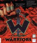 Savage Warriors DOS Front Cover