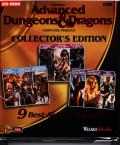Advanced Dungeons & Dragons (Collector's Edition) DOS Front Cover