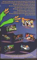Maniac Mansion: Day of the Tentacle DOS Front Cover Side 3