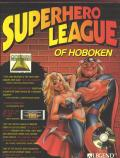 Superhero League of Hoboken DOS Front Cover