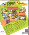 Putt-Putt Saves the Zoo Macintosh Back Cover