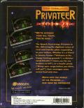 Wing Commander: Privateer - Speech Pack DOS Back Cover