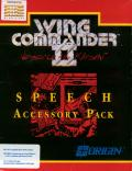 Wing Commander II: Vengeance of the Kilrathi - Speech Accessory Pack DOS Front Cover