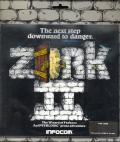 Zork II: The Wizard of Frobozz DOS Front Cover