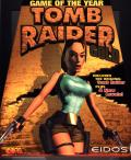 Tomb Raider Gold DOS Front Cover