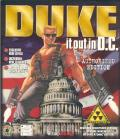 Duke it out in D.C. DOS Front Cover