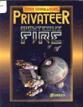 Wing Commander: Privateer - Righteous Fire DOS Front Cover