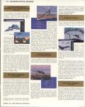 Jane's Combat Simulations: Advanced Tactical Fighters DOS Inside Cover Left Flap