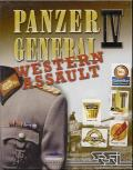 Panzer General 3D Assault Windows Front Cover