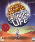 Monty Python's The Meaning of Life Windows Front Cover