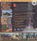 Heroes of Might and Magic II: The Succession Wars DOS Back Cover