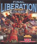 Final Liberation: Warhammer Epic 40,000 Windows Front Cover