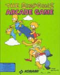 The Simpsons DOS Front Cover