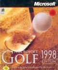 Microsoft Golf 1998 Edition Windows Front Cover