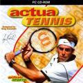 Actua Tennis Windows Front Cover