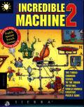 The Incredible Machine 2 DOS Front Cover