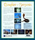 Daughter of Serpents DOS Back Cover