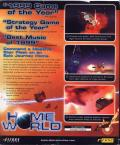 Homeworld: Game of the Year Edition Windows Back Cover