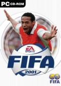 FIFA 2001 Windows Front Cover Henry