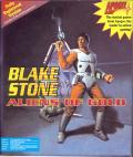 Blake Stone: Aliens of Gold DOS Front Cover