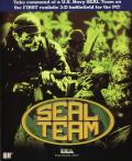 Seal Team DOS Front Cover