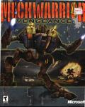 MechWarrior 4: Vengeance Windows Front Cover