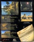 Riddle of the Sphinx: An Egyptian Adventure Macintosh Back Cover