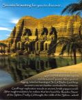 Riddle of the Sphinx: An Egyptian Adventure Macintosh Inside Cover Left Flap