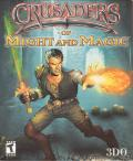 Crusaders of Might and Magic Windows Front Cover