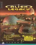 Alien Legacy DOS Front Cover