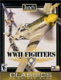 Jane's Combat Simulations: WWII Fighters Windows Front Cover