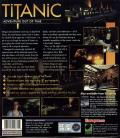 Titanic: Adventure Out of Time Windows Back Cover