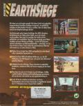 Metaltech: EarthSiege DOS Back Cover