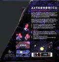 Astronomica: The Quest for the Edge of the Universe Windows 3.x Back Cover
