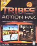 Tribes Action Pack Windows Front Cover
