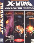 Star Wars: X-Wing Collector Series Windows Front Cover