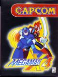 Mega Man X4 Windows Front Cover