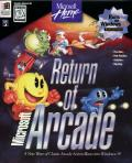 Microsoft Return of Arcade Windows Front Cover
