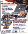 NBA Live 2000 Windows Back Cover