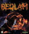 Bedlam DOS Front Cover