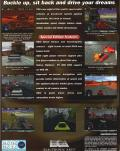 The Need for Speed: Special Edition DOS Back Cover